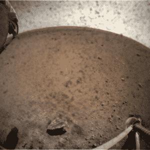 landing site of mars insight rover