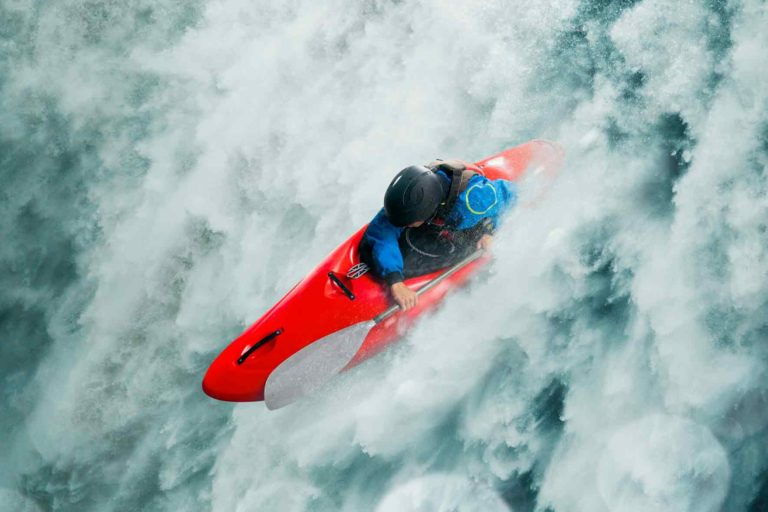level 6 rapids kayak rio baker